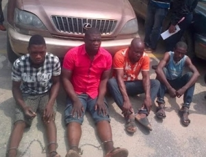 See The Faces Of Robbers That Held Ikorodu Down On June 25th [See Photos]